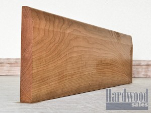 CHAMFERED SKIRTING SOLID CHERRY