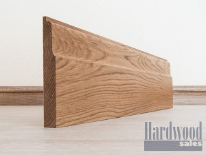 LAMBS TONGUE SKIRTING SOLID EUROPEAN OAK FSC®