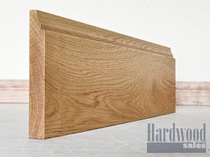 SCOTIA SKIRTING SOLID EUROPEAN OAK FSC®